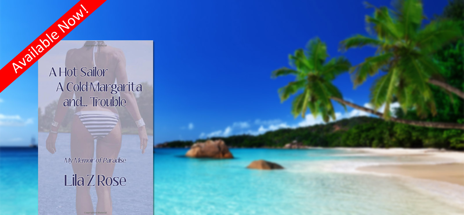 A Hot Sailor, A Cold Margarita, and... Trouble: My Memoir of Paradise